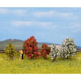 Buskar blommande, 5 stycken -Noch 25420