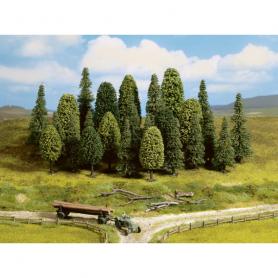 Blandskog, 10 träd, 40-100mm -Noch 32611