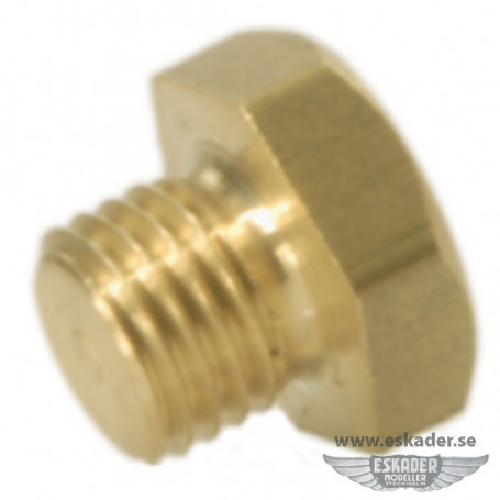 Plugs, brass