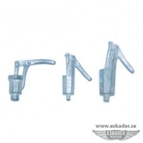 Pumps (white metal)