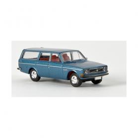 Volvo 145 Kombi, blau-metallic, TD