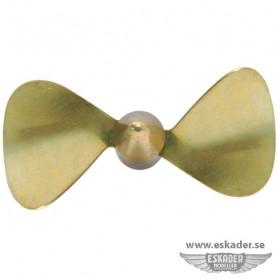 Propellers, 2 blades (brass)