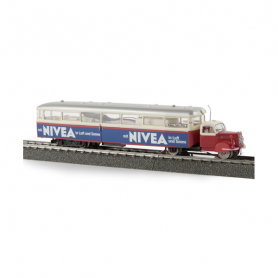 Sylter Inselbahn LT 4 Nivea, AC, TD