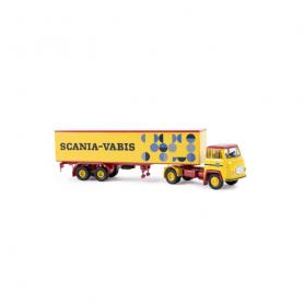 Scania LB 76 Koffer-Sattelzug Scania Vabis (SE)
