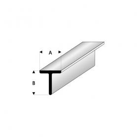 Styrene profile - T-beam