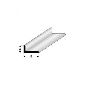 Styrene profile - L-beam