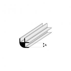 Styrene profile - L-connectyor