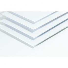 Styrene sheet - White