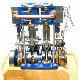 Steam engine 6-A