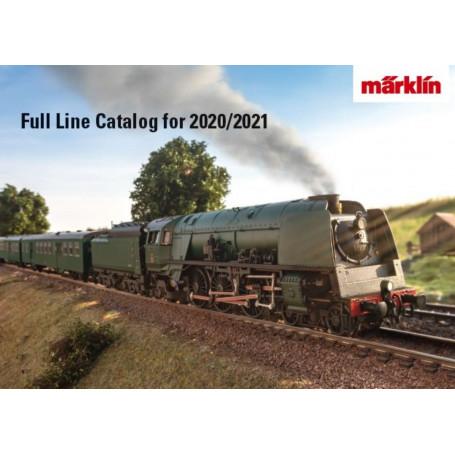 Märklin catalog 2020/21
