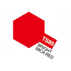 TS-85 Bright Mica Red