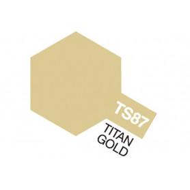 TS-87 Titan Gold