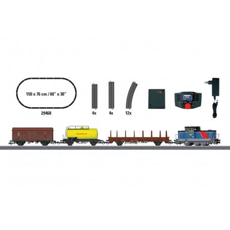 Swedish starter kit with MS2 - Märklin 29468