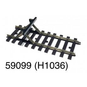59099 Märklin track bumper- gauge 1-second hand