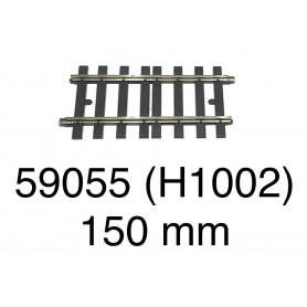 59055 Märklin track 150 mm - gauge 1-second hand