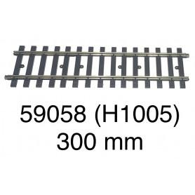 59058 Märklin track 300 mm - gauge 1-second hand
