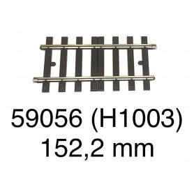 59056 Märklin track 152,2 mm - gauge 1-second hand