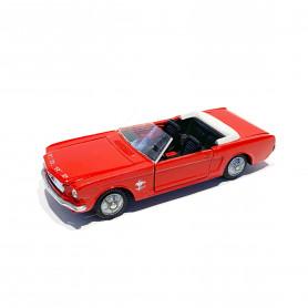 Ford Mustang Red 1:43 - Tekno Denmark (833)