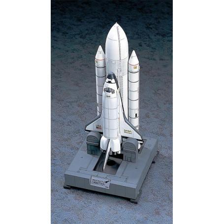 Hasegawa, Space Shuttle Orbiter w/Boosters (1/200)