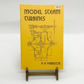 HB145 Model steam turbines
