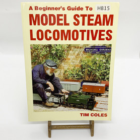 HB15 A beginners Guide To Model Steam Locomotives