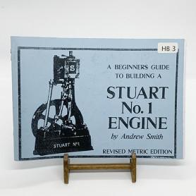 HB3 Building Stuart steam engine Nr. 1