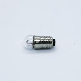Lightbulb clear / small- thread 5,5 mm 19 V
