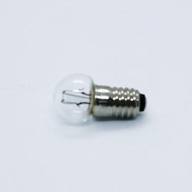Lightbulb clear / large- thread 5,5 mm 19 V