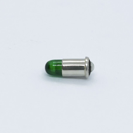 Lightbulb green - MS4 (Bullet) 19 V