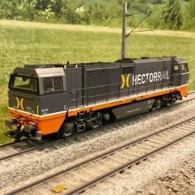 Trix 25296 - Hector Rail G 2000 BB Vossloh