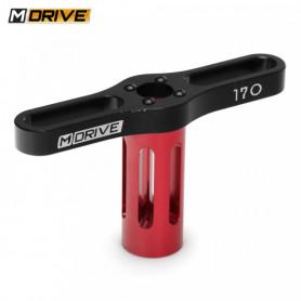Hjulmutter Verktyg - 17mm