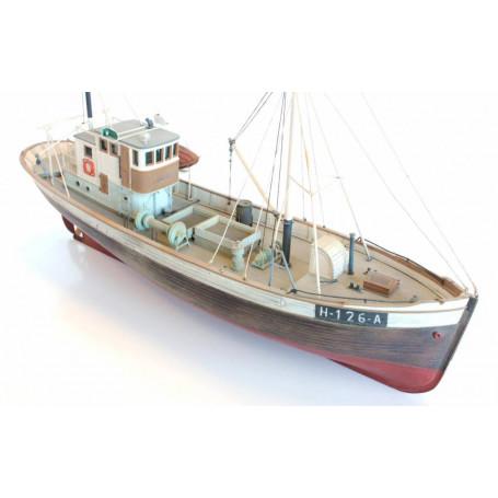 Fishing boat (Full hull)