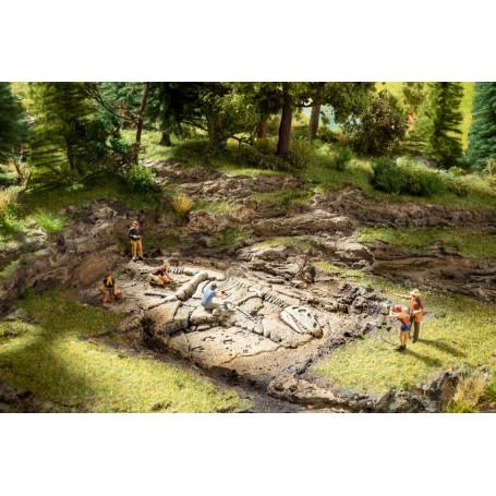 T-Rex excavation