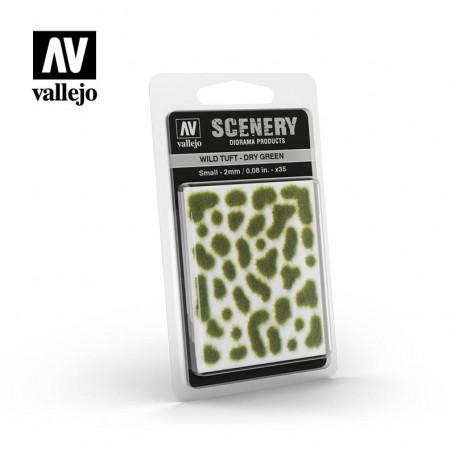 Vallejo-Wild Tuft, Mixed green