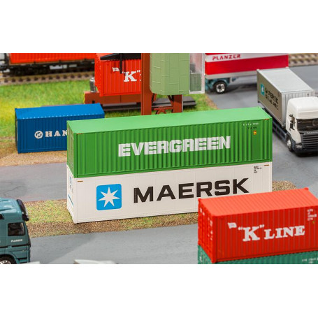 40´Container, EVERGREEN