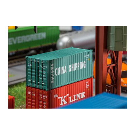 20´Container, CHINA SHIPPING