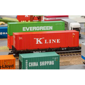 40´Container, K-LINE