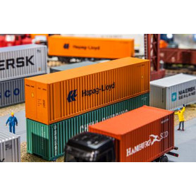 40´Container, Hapag-Lloyd
