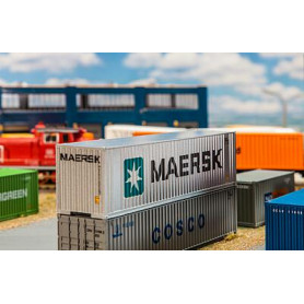 Container 40´, MAERSK