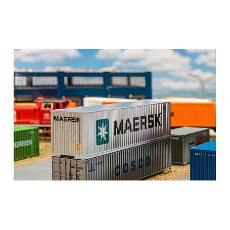 40´Container, MAERSK