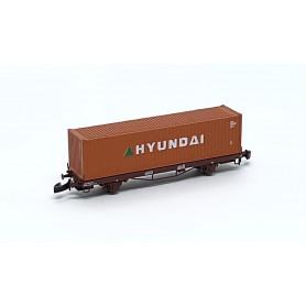 "FR46.807.11 SJ Lgs741 Container car ""Hyundai"""