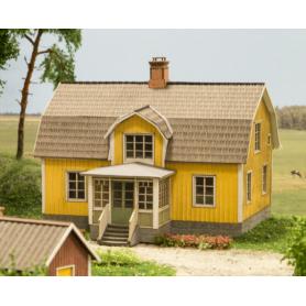 Joswood Traditionell svensk villa med Mansardtak