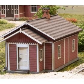 Joswood Cabin for railway staff