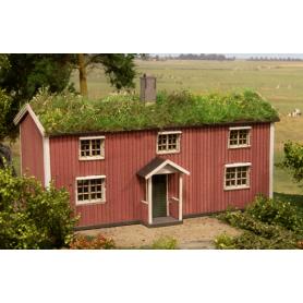 """Joswood Small Norwegian house """"Mo i Rana"""""""