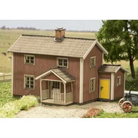 Joswood Alfreds house