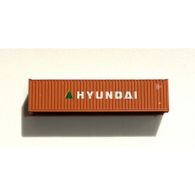 40´Container Hyundai