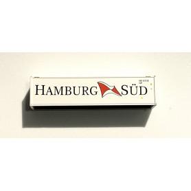 40´Container Hamburg Süd
