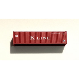 """40´Container """"K""""Line"""