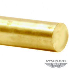 Brass, rods (mm)