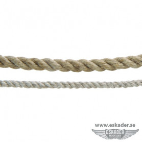 Rigging thread / rope, natural (handmade)